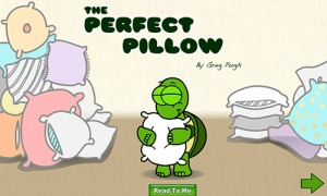 The Perfect Pillow - Copyright Greg Pugh - GP Animations 2011